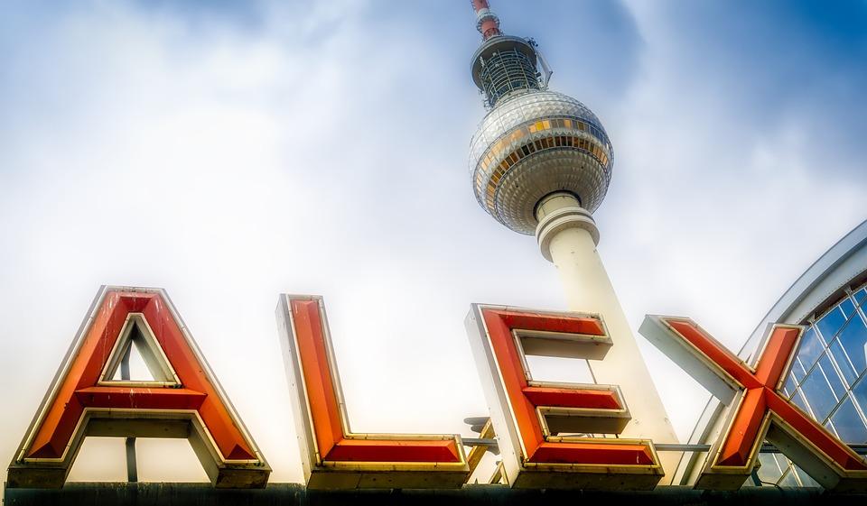 Alexanderplatz, la madre de todas las plazas.