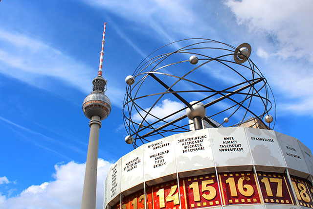 Berlin Alexanderplatz Plz
